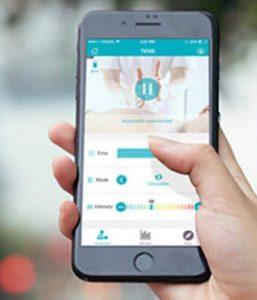 1byone health app for TENS unit