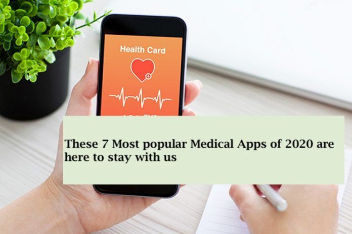 Best Medical Apps for 2020 and 2021