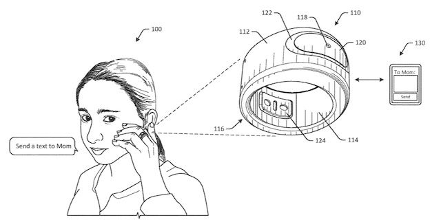 Amazon Ring wearable