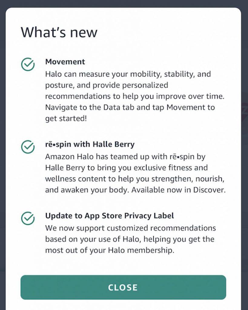 Amazon Halo and Halle Berry