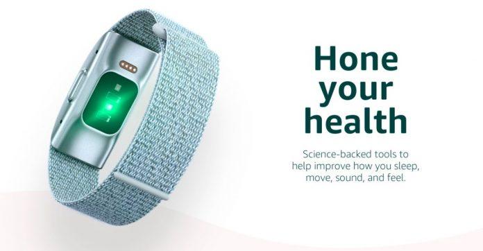 Amazon Halo Fitness tracker