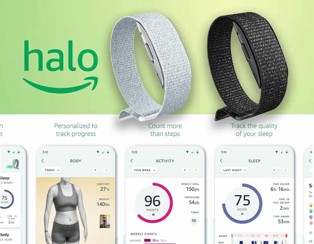 halo fitness band and app by Amazon