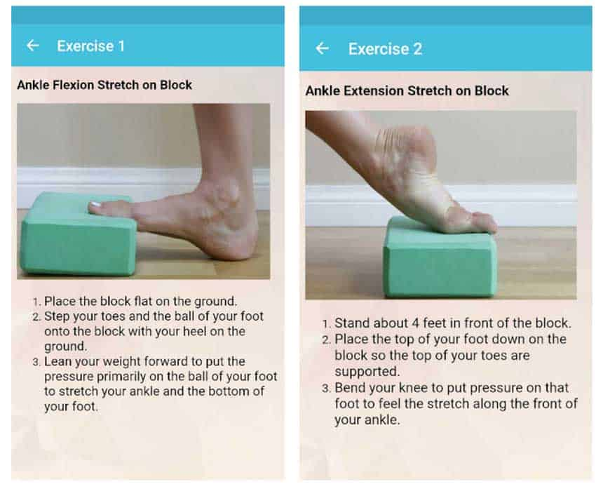 Android app Ankle Rehab Exercises wifiextenderapp