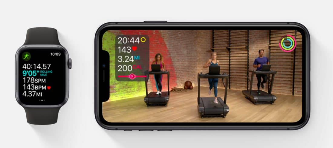 Apple Fitness+ vs others