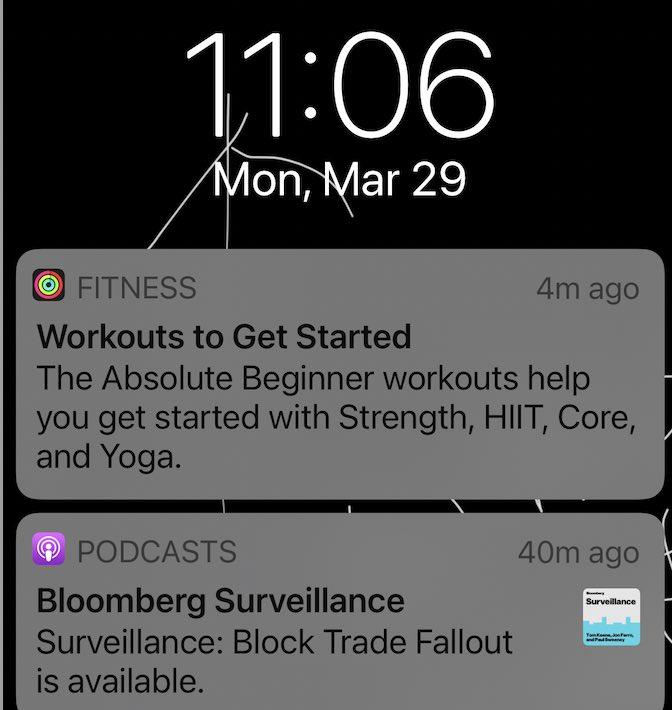 Apple Fitness+ for beginners