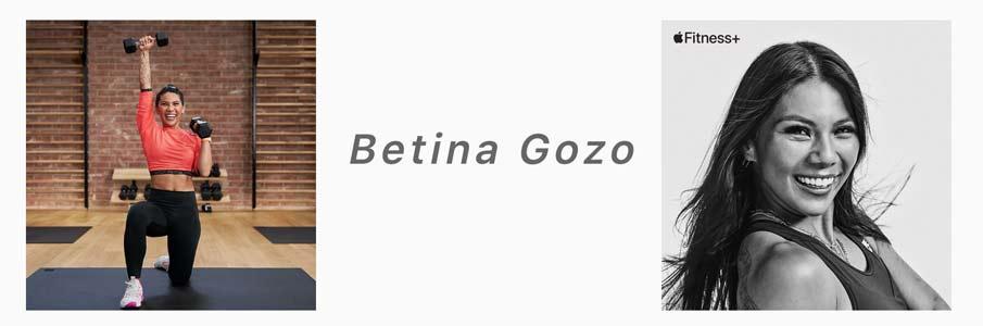 retina gozo apple fitness+