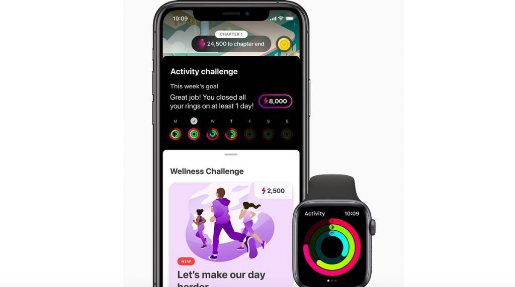 Apple Health Lumipoints campaign