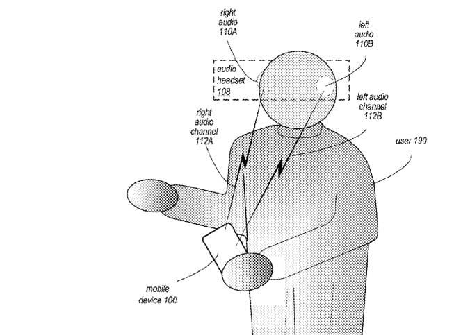 Apple Spatial audio navigation