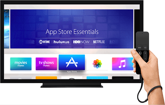 The 5 Best Apple TV Apps for Healthy Living