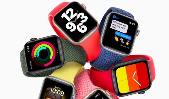 Apple Watch Braided Yarn Solo loop