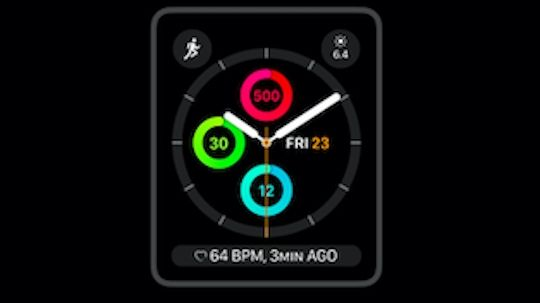 Apple Watch Faces Missing, fix
