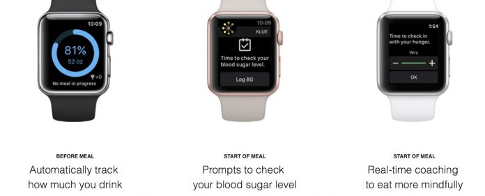 Apple Watch Gesture detection features for health