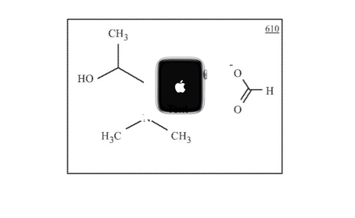 Apple Watch odor sensors