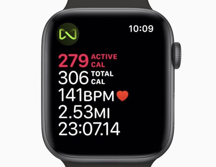 Apple watch series 4 introduced ECG