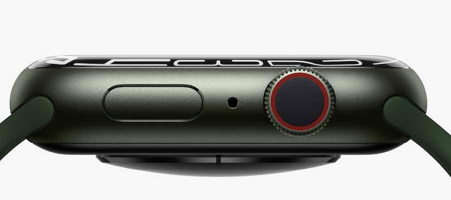 Apple Watch Series 7 Design