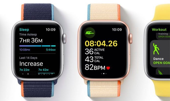 Apple Watch Workouts complete guide
