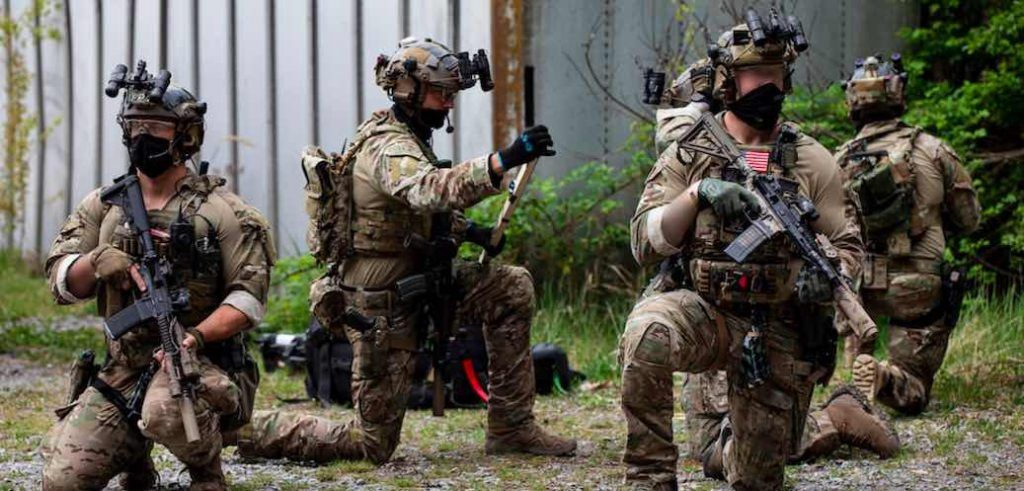 Apple Watch and US Special forces