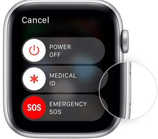 How to reboot Apple Watch