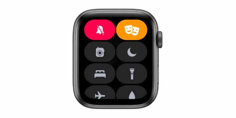 Apple Watch Theatre mode