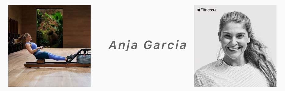 anja garcia apple fitness+ trainer