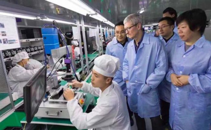 Apple iPhone in Vietnam waiting to start production