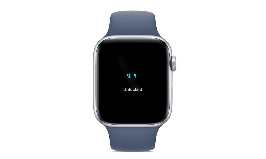 water lock unlocked on apple watch