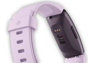 Inspire HR Fitbit sensors