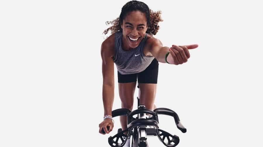 Best exercise Bikes for Apple Fitness plus