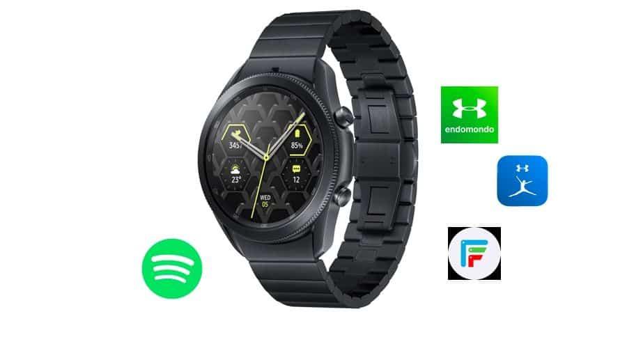 Best Samsung Galaxy Watch apps