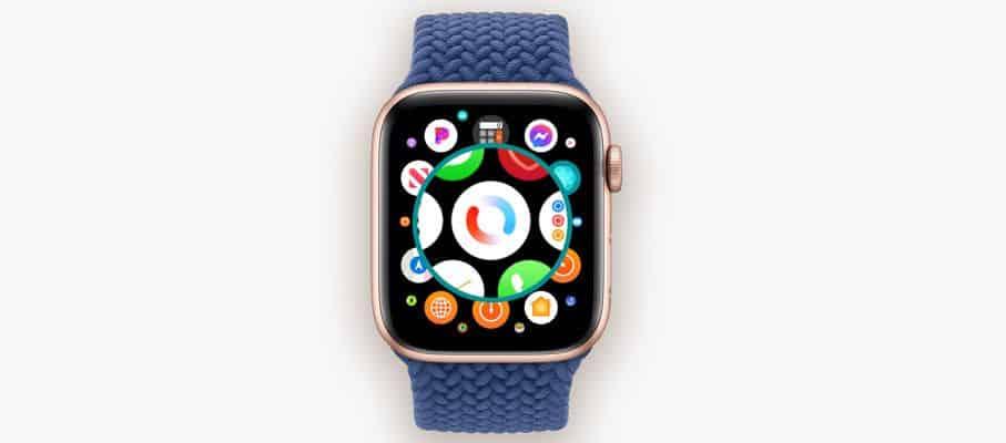 app icon for blood oxygen app on apple watch