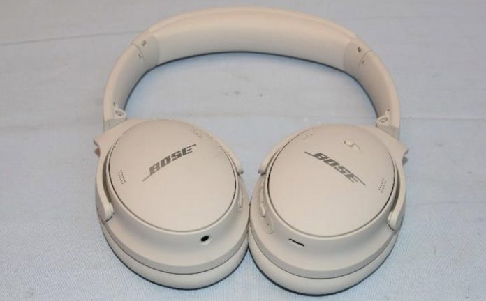 Bose Quietcomfort 45 wireless headphones