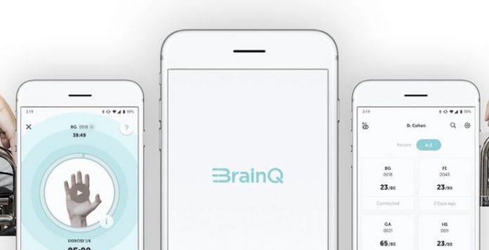 BrainQ brian computer interface wearable