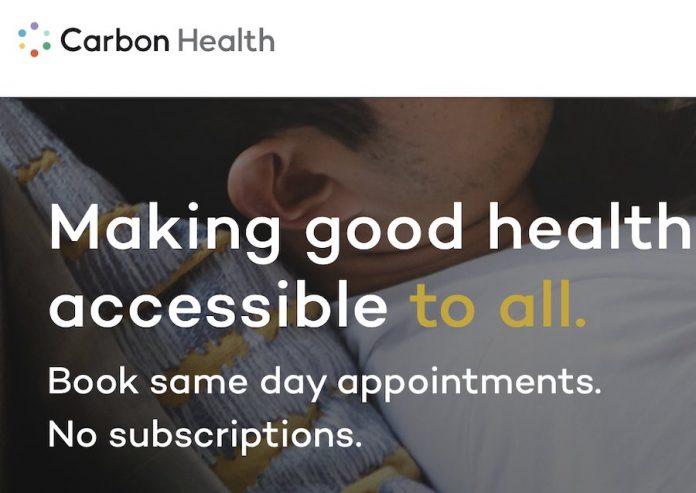 Carbon health acquires integrated CGM platform