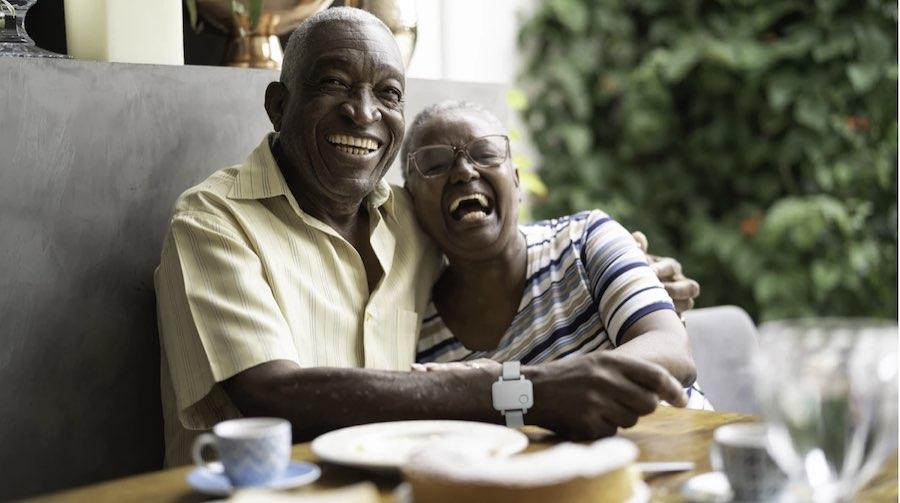 Careband and dementia
