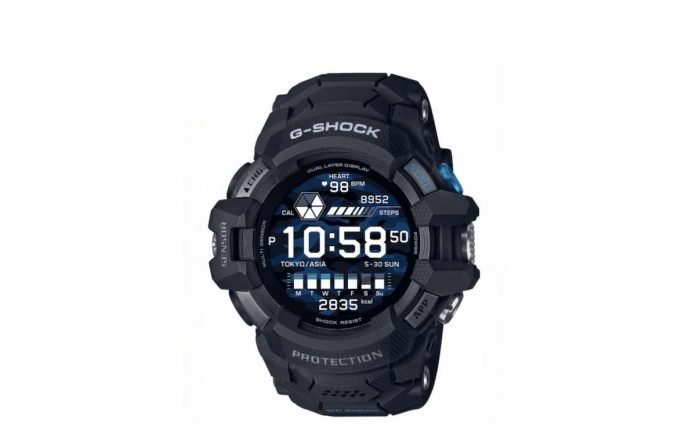 Casio G-Shock wearOS Smartwatch