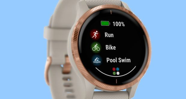 fully charge Garmin smartwatch