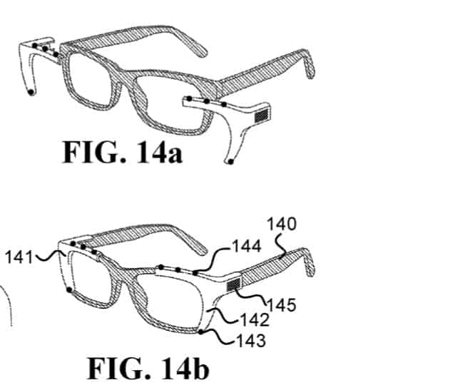 Blood pressure and vitals with smart glasses