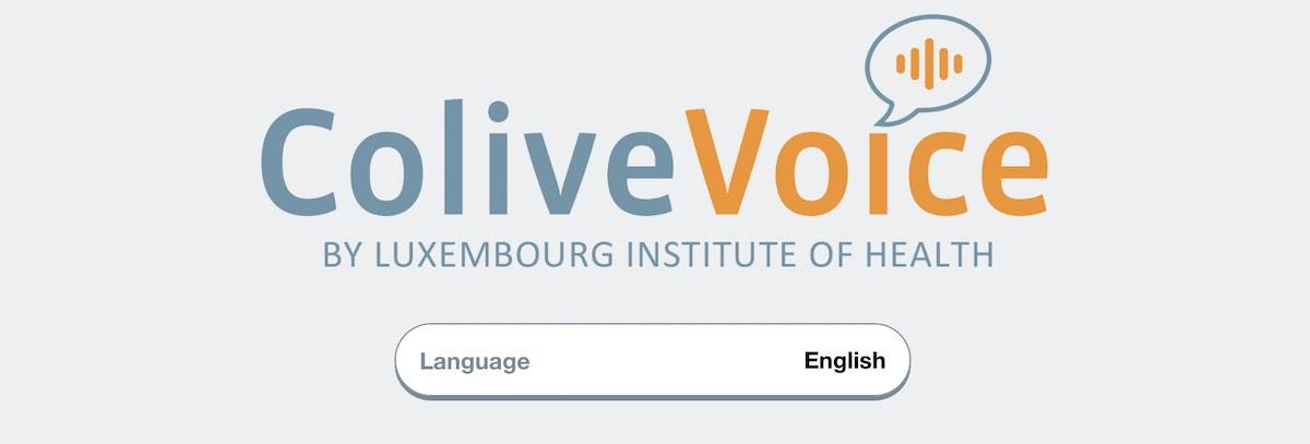 ColiveVoice vocal biomarkers