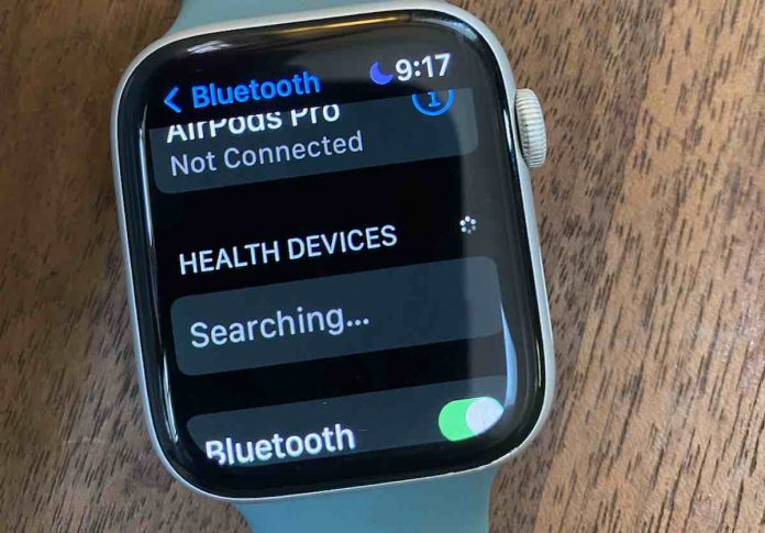 Connect Apple Watch directly to health device using watchOS 8