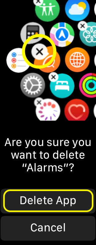 remove apple watch apps from your watch