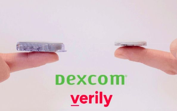 Dexcom Sensor and Verily