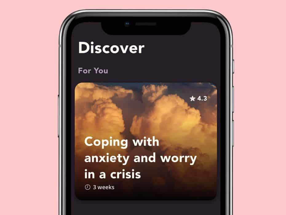 29k app Discover tab