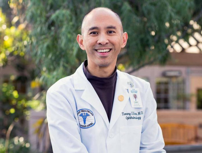 Tommy Korn, MD is an ophthalmologist at Sharp HealthCare in San Diego, California