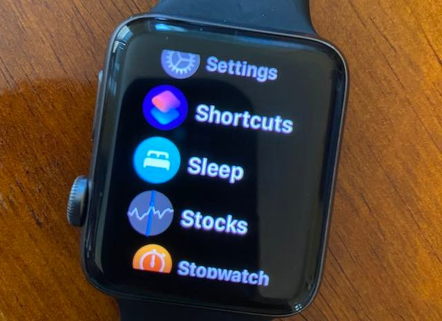 Enable respiratory rate using Sleep app on Apple Watch