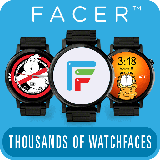 Facer on Galaxy Watch