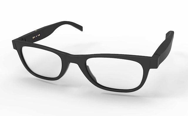 Smartglass for health monitoring