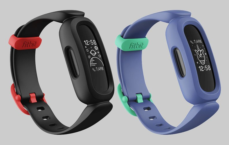 color options for Fitbit Ace 3