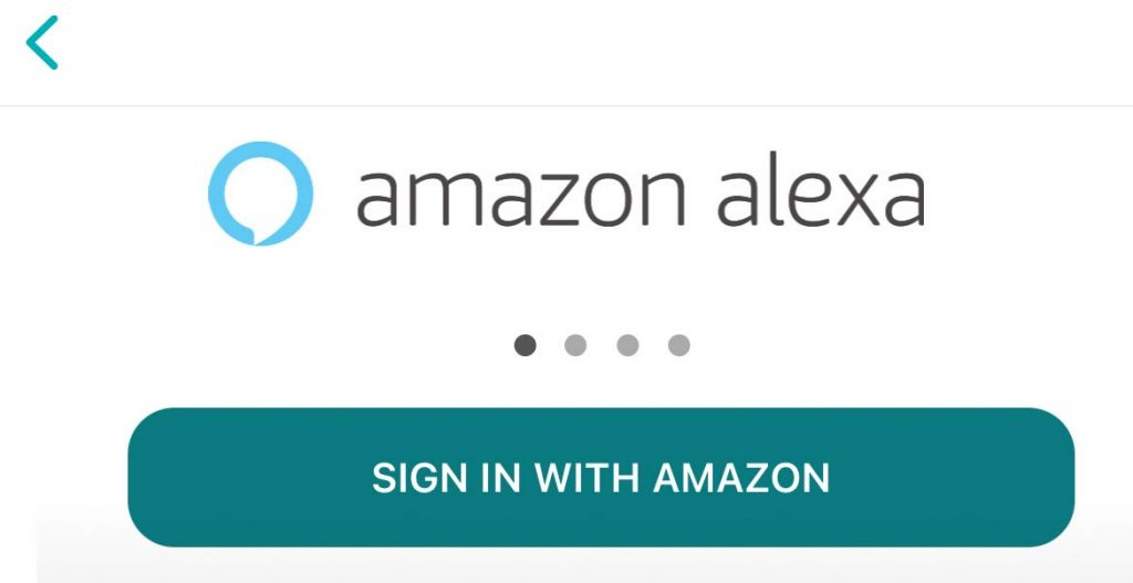 sign in with Amazon to get Alexa working on Fitbit