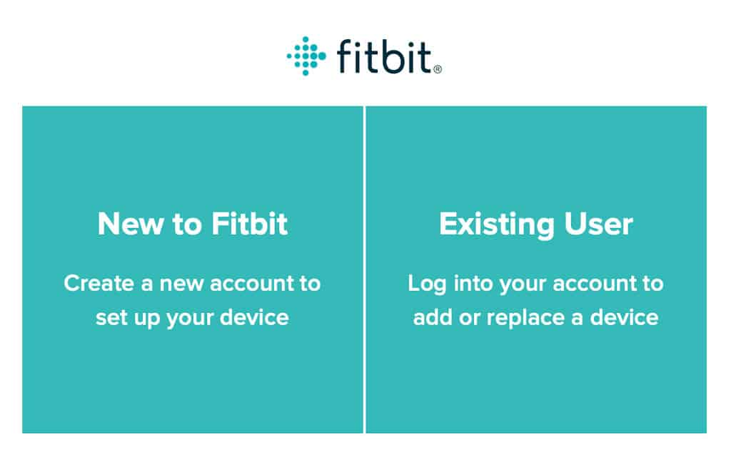 fitbit new or existing user sign in with fitbit connect for mac