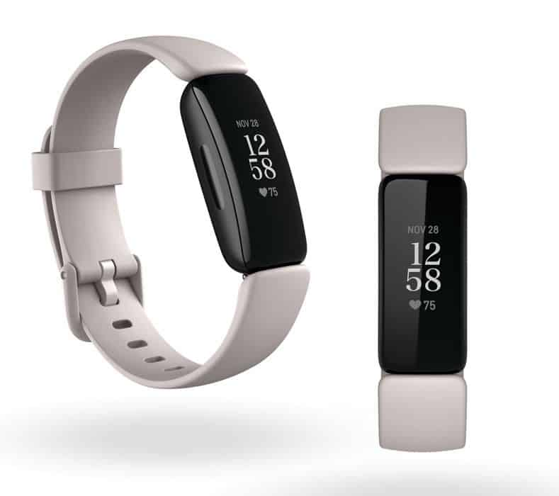 Fitbit Inspire 2 screen resolutions and size